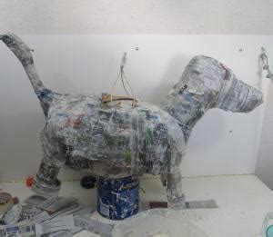 How To Make A Pinata Without Paper Mache - how to make a paper mache pinata in an animal shape