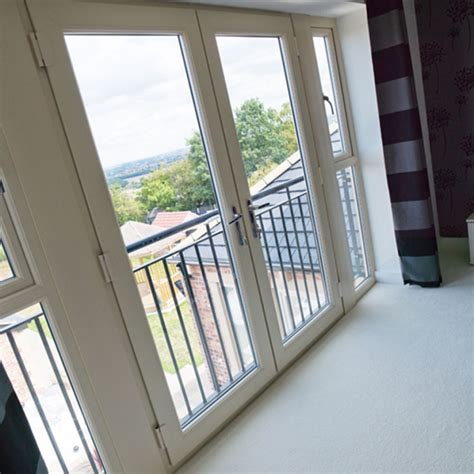 Buy Juliet Balcony French Doors at Evesham Trade Centre