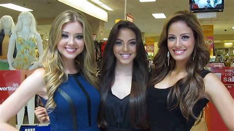 mujeres atrevidas puerto rico hd las chicas disfrutan del miss universe puerto rico mall