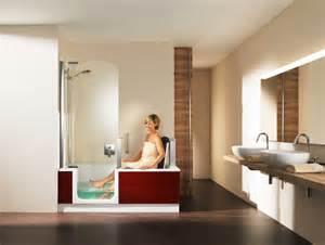 badewanne mit einstieg und dusche badewanne mit integrierter dusche und einstieg das beste