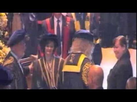 brian may ljmu brian may at ljmu graduation 13 july 2011 pm youtube