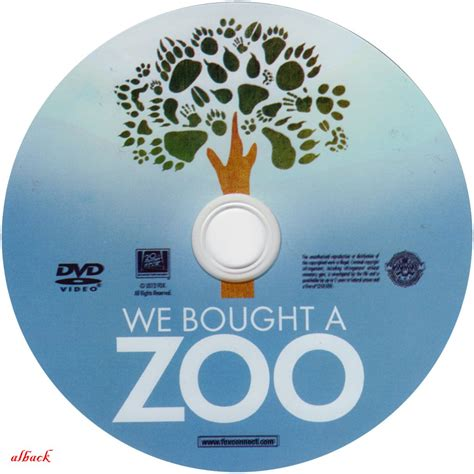 Label We 2 by We Bought A Zoo Scanned Dvd Labels We Bought A Zoo 2
