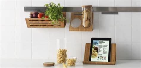 Handig: de bamboe keukenaccessoires van Ikea   Nieuws