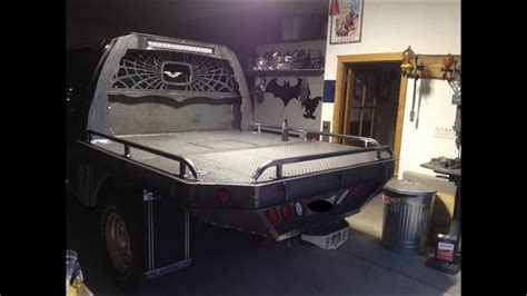 Custom Trucker Flat By Devapishop custom flatbed build