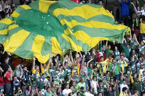 Timbers Army Section by Soccer The Mld Opinion