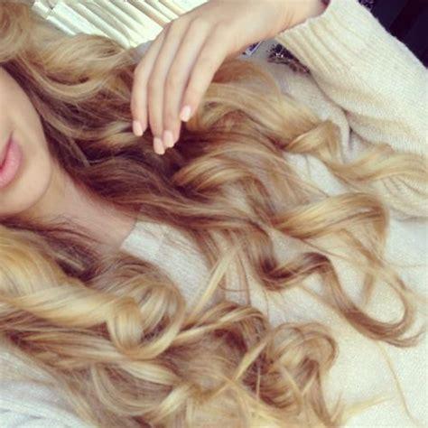 curly dirty blonde hair blonde curly hair hair long hair image 756256 on