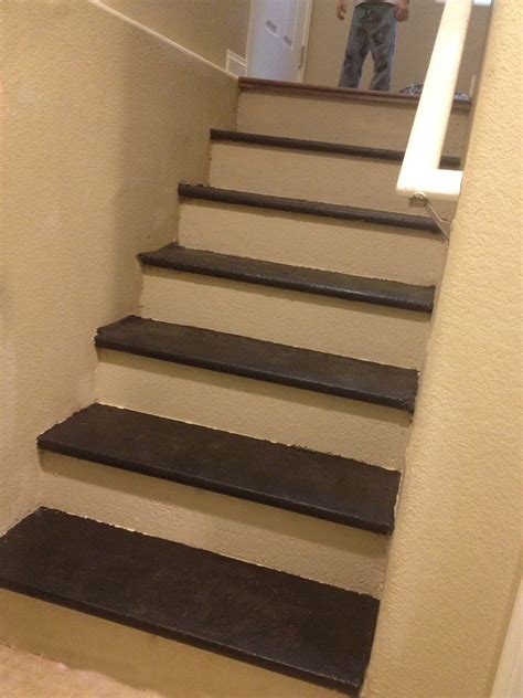 diy stairs one day at a time inexpensive diy carpet to wood stairs