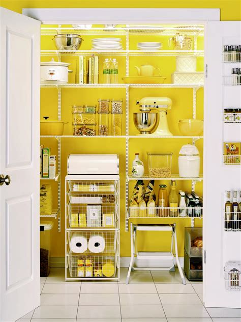 Kitchen Closet Design Ideas Pictures Of Kitchen Pantry Options And Ideas For Efficient Storage Kitchen Designs Choose