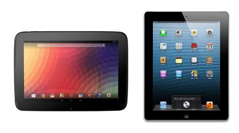 android 42 jelly bean vs ubuntu review comparison nexus 10 vs apple 4 tablet comparison review