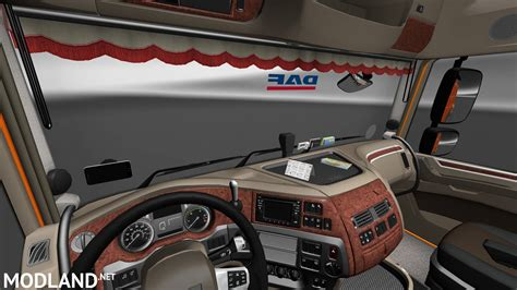 DAF XF Euro 6 Interior/Exterior Rework ver. 1.1. (Ohaha`s