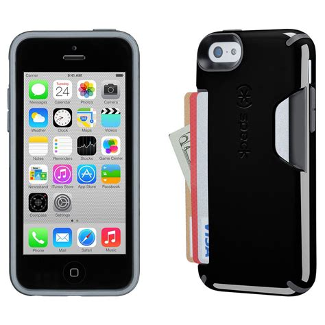 speck phone speck products candyshell for iphone 5c black slate grey cell phones