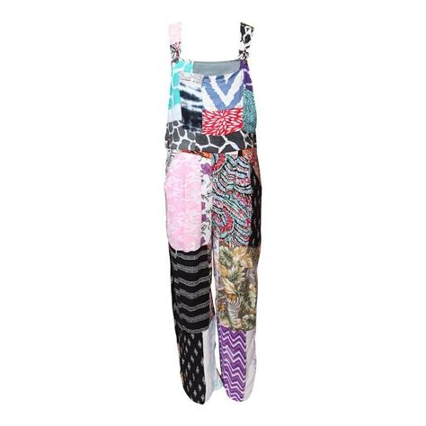 Patchwork Dungarees - patchwork festival dungarees the hippy clothing co