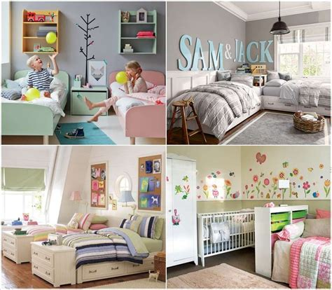 shared kids bedroom ideas 10 shared kids bedroom storage and organization ideas