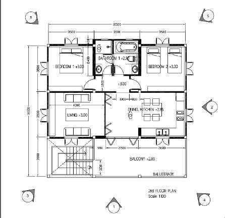 architectural home plans thai architect s house plans to build our house in