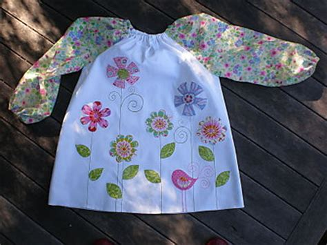 pattern for an art smock artist smock pattern free patterns
