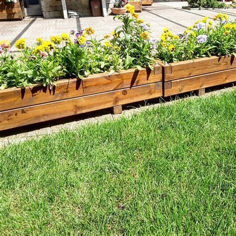 vasi fioriere vasi fioriere e grigliati in legno cereda legnami