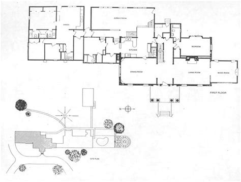 graceland floor plans taking care of business elvis blog graceland floor plan blue print