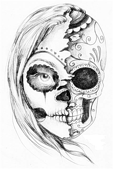 candy skull tattoos designs skull designs tattoos