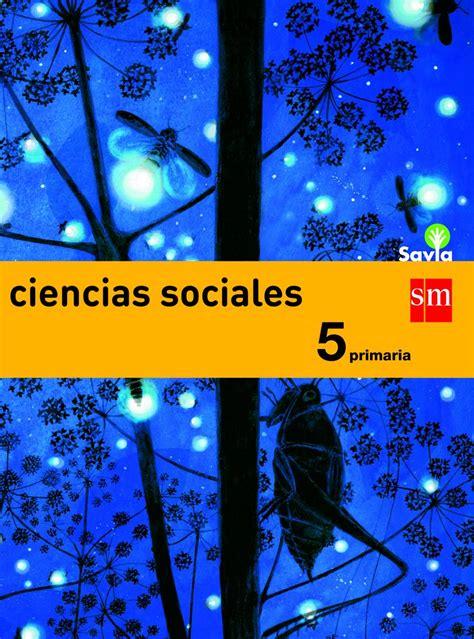 libro savia ciencias sociales 1 ciencias sociales smsavia