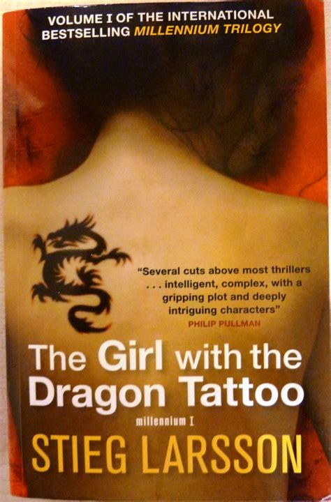 the girl with the dragon tattoo the with the a book review pay it