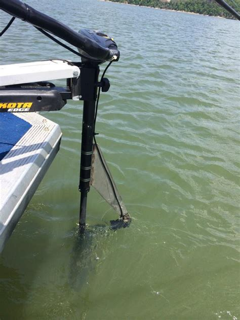 pa fish and boat fines my homemade side imaging transducer bracket