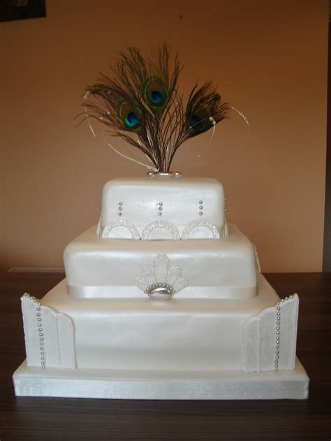 deco wedding cakes cakes by elan bristol