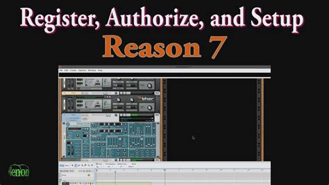 reason full version free download download propellerhead reason 7 full cracked programs