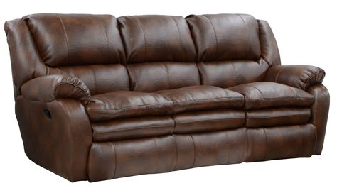 catnapper leather sofa by oj commerce 1 089 00