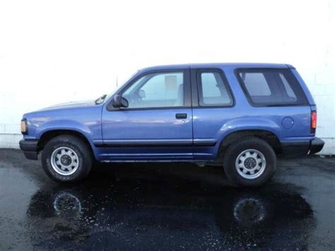 how do cars engines work 1994 mazda navajo windshield wipe control mazda navajo for sale carsforsale com