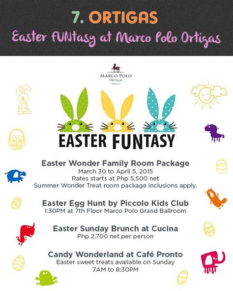 the 8list guide to easter events for kids in manila