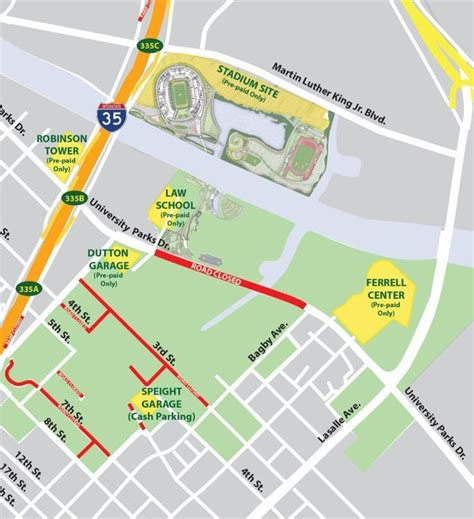 map of chicago sports venues baylor to bears fans day parking is adequate but