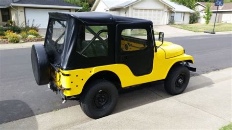 kaiser willys jeep 1967 kaiser willys jeep cj 5