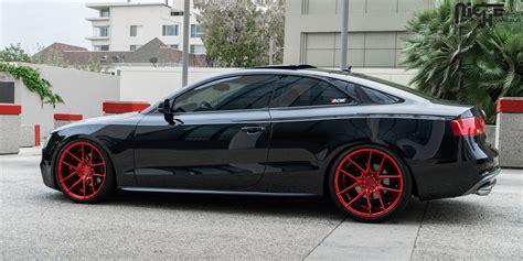 Audi A5 Wheel by Audi A5 Targa M130 Gallery Mht Wheels Inc