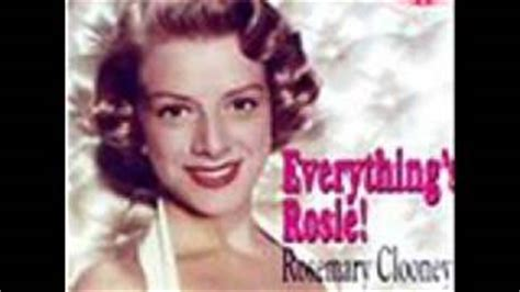 rosemary clooney why shouldn t i lyrics artist profile rosemary clooney more songs