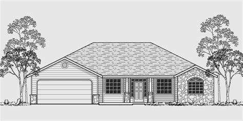single level house plans small affordable house plans and simple house floor plans