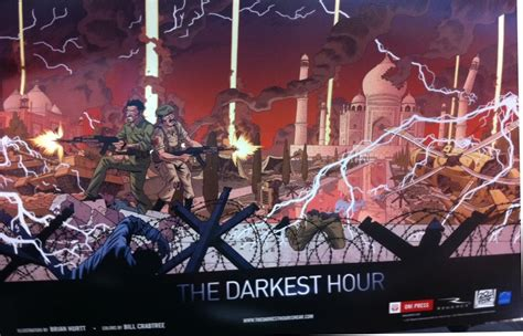 darkest hour dc new poster art for the darkest hour gives clues about