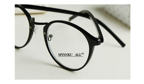 2017 wholesale vintage retro frame eyeglasses circle