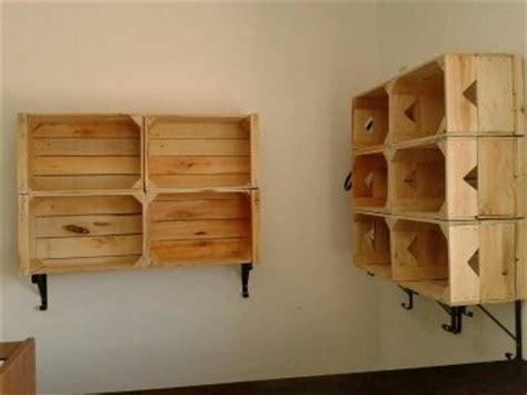 mensulas p cajones de madera muebles  medida pallet  en mercado libre