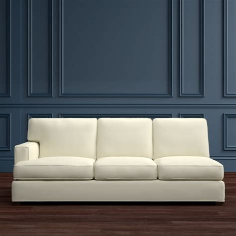 Jackson Sectional Sofa Jackson Customizable Sectional Sofa Williams Sonoma