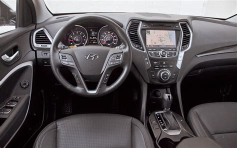 Hyundai Santa Fe Interior Dimensions by 2013 Hyundai Santa Fe Interior 3 Specs Price Release