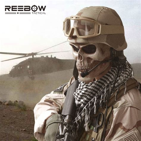Airsoft Equipment Picture More Detailed Picture About m02 outdoor airsoft paintball mask military equipment
