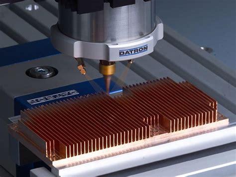 what does a heat sink do copper heatsink aluminum heat sink milling datron