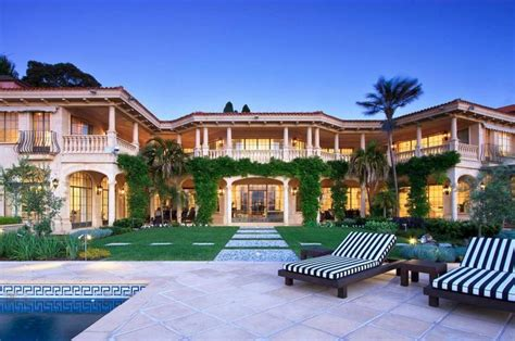 villa mare a mediterranean estate in new south wales