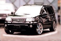 Navara Vintage Hitam modifikasi nissan x trail hitam cars from datsun