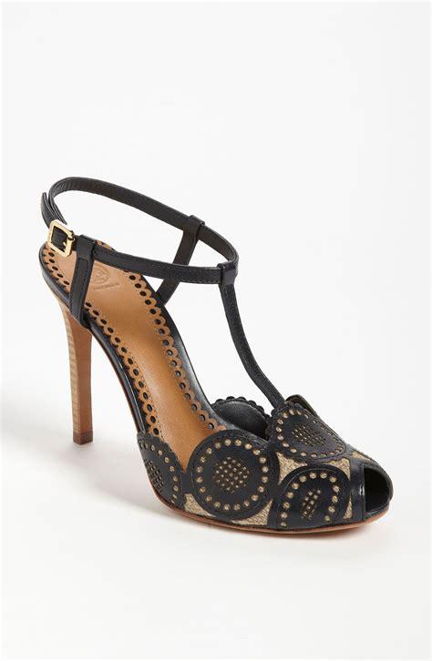 toryburch sandals burch sandal in black navy new