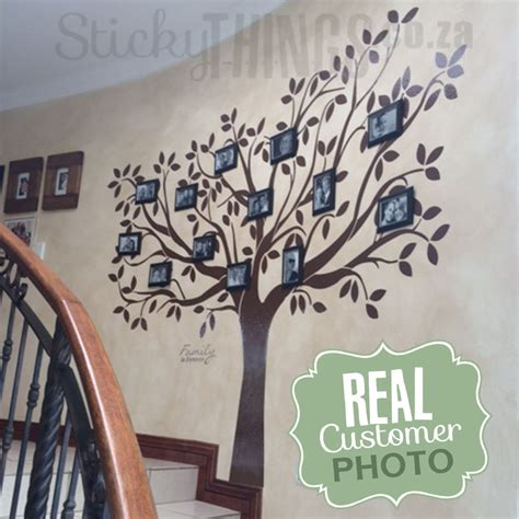 Lion King Wall Stickers family tree wall art decal stickythings co za