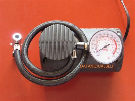Pompa Ban Sepeda Bola Ban Renang jual kompresor angin ban mini auto air compressor dengan