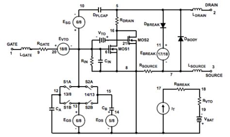Circuit Analysis With Pspice A Simplified Approach a new pspice subcircuit for the power mosfet eeweb community