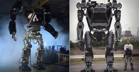 film robot geant un impressionnant robot g 233 ant fait ses premiers pas en