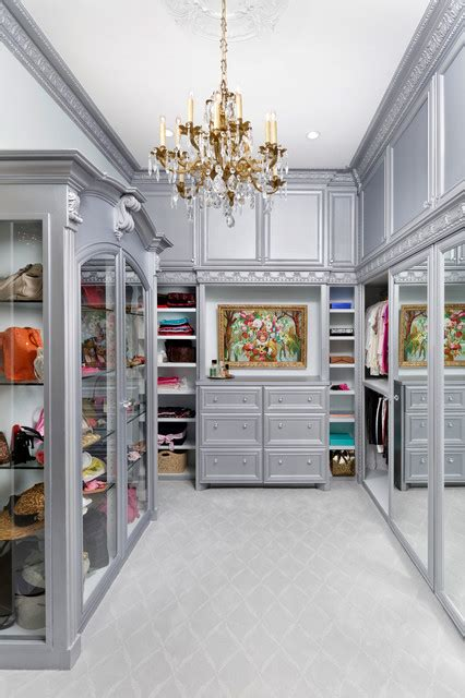 Custom Closets Houston by Master Bathroom With His And Hers Closets